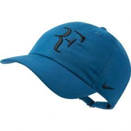 Kšiltovka Nike Court Aerobill Heritage86 RF Blue Force