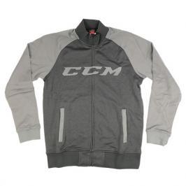 Bunda CCM Track Jacket Heather Black/Grey SR