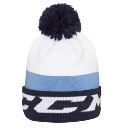 Kulich CCM Pom Knit With Fleece Lining Ensign Blue