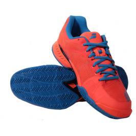 Pánská tenisová obuv Babolat Jet Team Clay Fluo Red