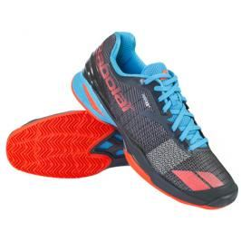 Pánská tenisová obuv Babolat Jet AC Black/Blue