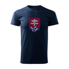 Dětské tričko Hockey Slovakia logo z hymny