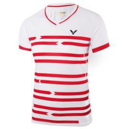 Dámské funkční tričko Victor Denmark 6618 Denmark White