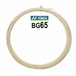 Yonex Micron BG65 (0.70 mm) 10 m Bílý