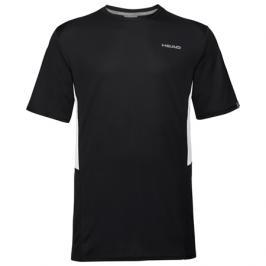 Dětské tričko Head Club Tech Black