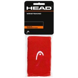 Potítka Head Wristband 5´´ Red (2 ks)