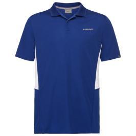 Pánské tričko Head Club Tech Polo Blue