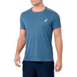 Pánské tričko Asics Gel Cool SS Top Azure