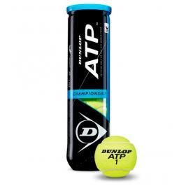 Tenisové míče Dunlop ATP Championship (4 ks)
