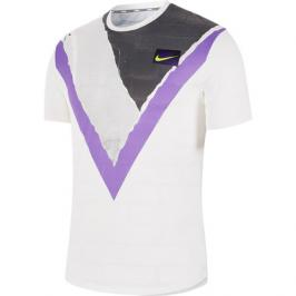 Pánské tričko Nike Court Challenger Top NY White