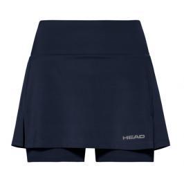 Dámská sukně Head Club Basic Navy