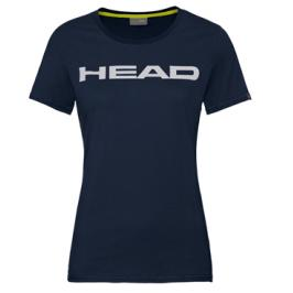 Dámské tričko Head Club Lucy Navy/White