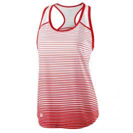 Dámské tílko Wilson Team Striped Red/White
