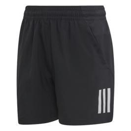 Dětské šortky adidas B Club 3-Stripes Short Black/White