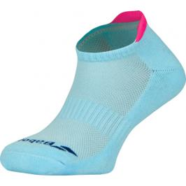 Ponožky Babolat Invisible 2 Pairs Women Blue/Pink