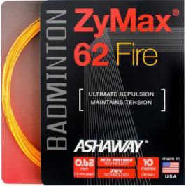 Badmintonový výplet Ashaway ZyMax 62 Fire