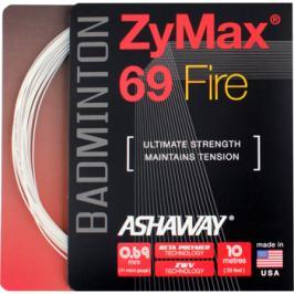 Badmintonový výplet Ashaway ZyMax 69 Fire white