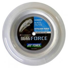 Badmintonový výplet Yonex BG66 Force (0.65 mm) - 200 m
