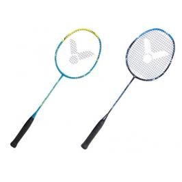 Badmintonový set 2 ks raket Victor New Gen 8000 a 8500