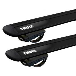 Set nosiče Thule 775 + WingBar EVO tyč 7111 černá
