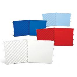 Střelecká deska Slick Tiles Hockey Flooring Blue Line
