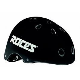 Inline helma Roces Aggressive Helmet Black