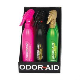 Deodorant + desinfekce na výstroj ODOR-AID PINK/BLACK/GREEN 12 ks