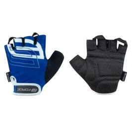 Cyklistické rukavice FORCE SPORT tmavě modré
