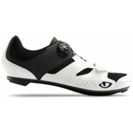 Cyklistické tretry GIRO Savix bílo-černé