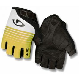 Cyklistické rukavice GIRO Jag zelené