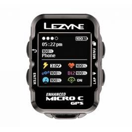 Cyklocomputer Lezyne Micro Color GPS černý