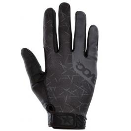 Cyklistické rukavice EVOC ENDURO TOUCH černo-šedé
