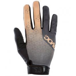 Cyklistické rukavice EVOC ENDURO TOUCH zlaté