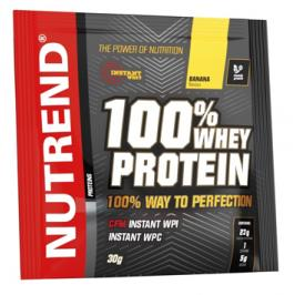 Nutrend 100% Whey Protein 20x 30 g