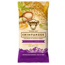 Chimpanzee Energy Bar 20 x 55 g Crunchy Peanut