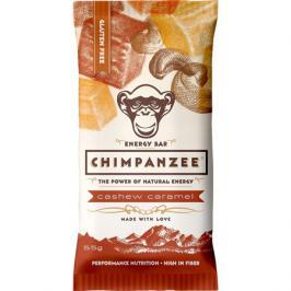 Chimpanzee Energy Bar 20 x 55 g Cashew Caramel