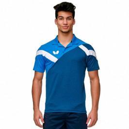 Pánské tričko Butterfly Yao Blue
