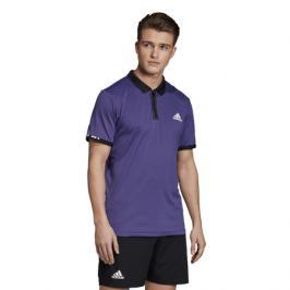 Pánské tričko adidas Escouade Polo Purple