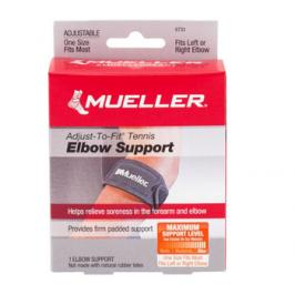 Loketní pásek Mueller Adjust-To-Fit Tennis Elbow Support