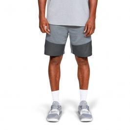 Pánské šortky Under Armour MK1 Terry Short šedé