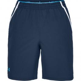 Pánské šortky Under Armour Qualifier WG Perf Short modré