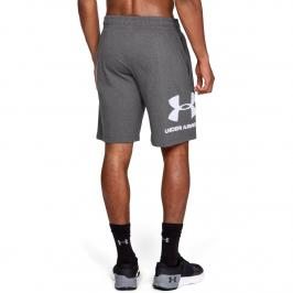 Pánské šortky Under Armour Sportstyle Cotton Graphic Short šedé