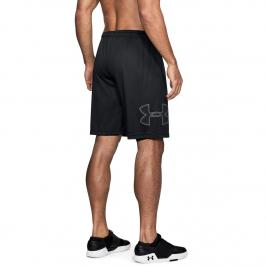 Pánské šortky Under Armour Tech Graphic Short Black