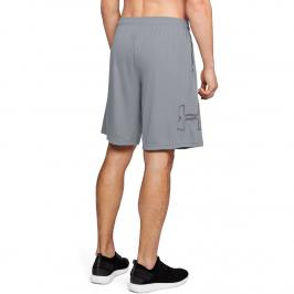 Pánské šortky Under Armour Tech Graphic Short Grey