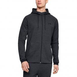 Pánská mikina Under Armour Unstoppable 2x Knit FZ Black