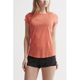 Dámské tričko Craft Nanoweight oranžové