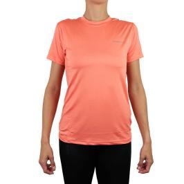 Dámské tričko Endurance Yonan SS světle oranžové