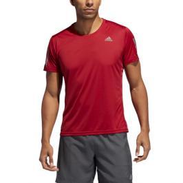 Pánské tričko adidas Own The Run červené