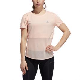 Dámské tričko adidas Own The Run světle oranžové