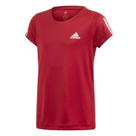 Dívčí tričko adidas Training EQ červené